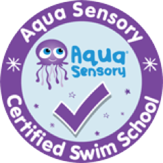 Aqua sensory certified swim school